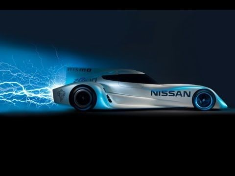 Nissan ZEOD! That is innovation that excites!
