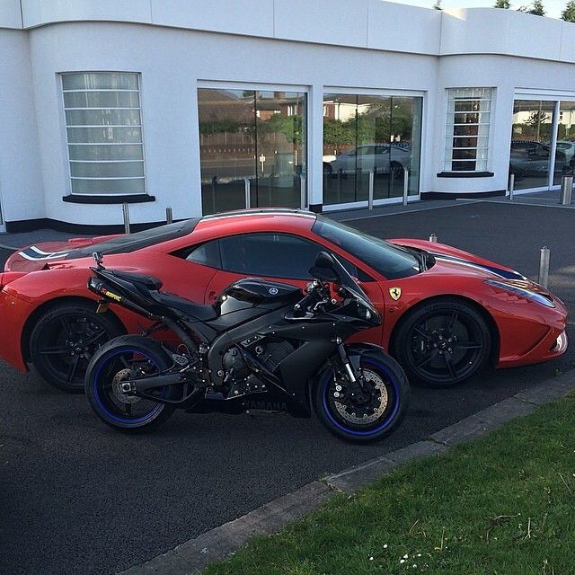 A Sick Combination For More Bike Related Check Out