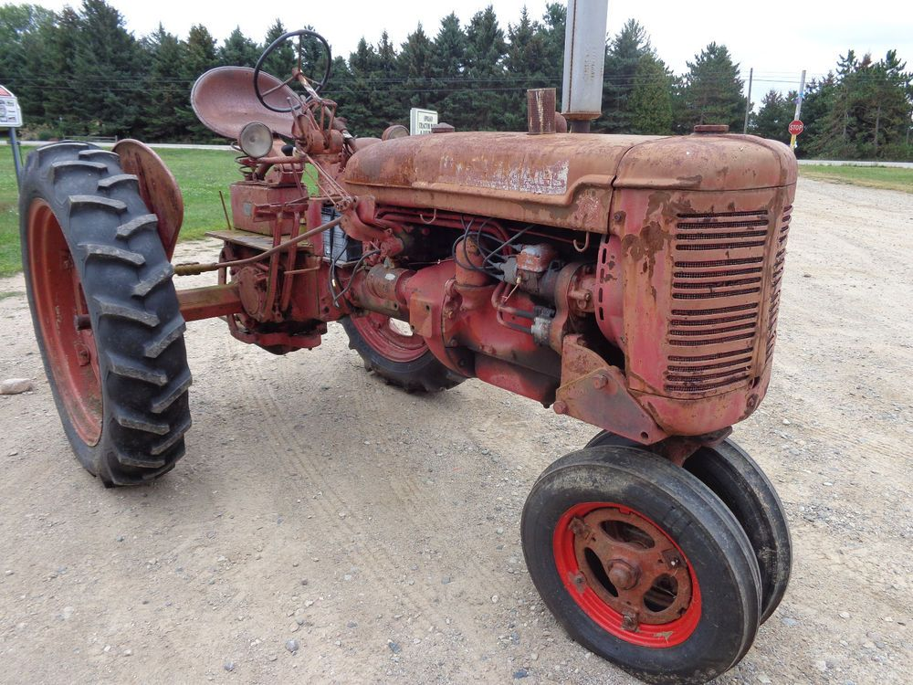 farmall super c implements - photo #47