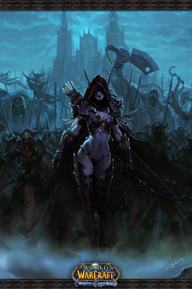 Wow Lich King Iphone 5s Wallpaper Download Iphone Wallpapers Ipad Wallpapers One Stop Download World Of Warcraft World Of Warcraft Wallpaper Lich King