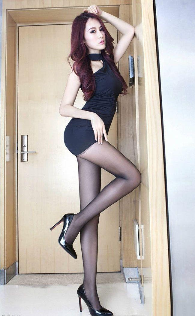 Sorbern Custom Crotch Thigh High Boots Women High Heel Platform Crossdresser Ladyboy