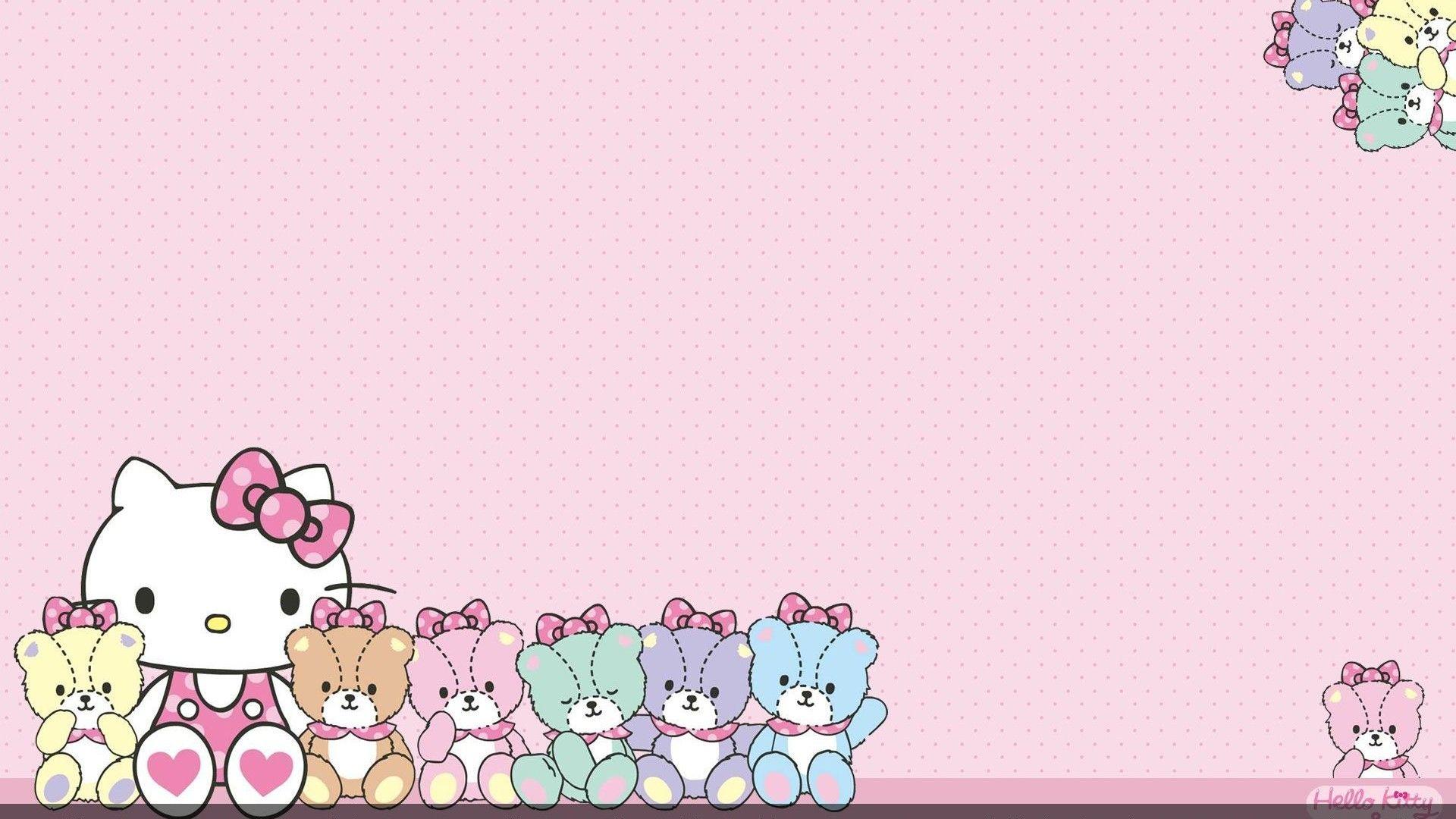 Hello Kitty Desktop Wallpaper Best Hd Wallpapers Desktop