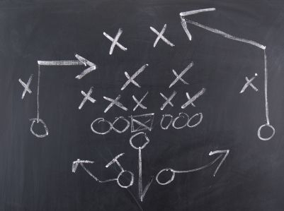 Do Football Writers Really Know Their X's and O's? | Robins