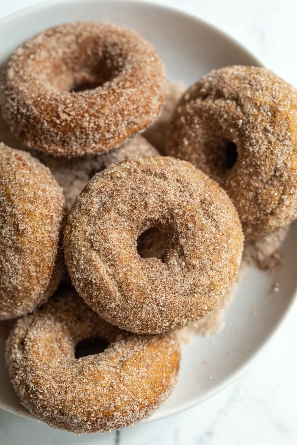 Baked vegan donut reipe this donut recipe is so simple to