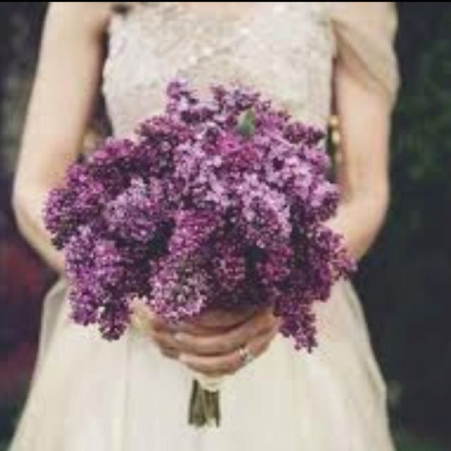 Pin By Jessica Powell On Someday This Will Be Lilac Bouquet Wedding Flower Inspiration Lilac Wedding
