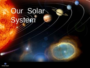 solar system powerpoint for my students pinterest solar system