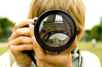 """""""Paris in my lens"""""""