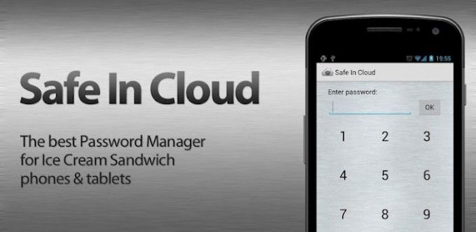 All your passwords in a safe and anywhere with Android