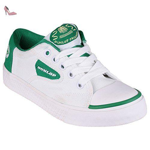 Dunlop Green Flash - Baskets - Homme ks61x1Xb6D