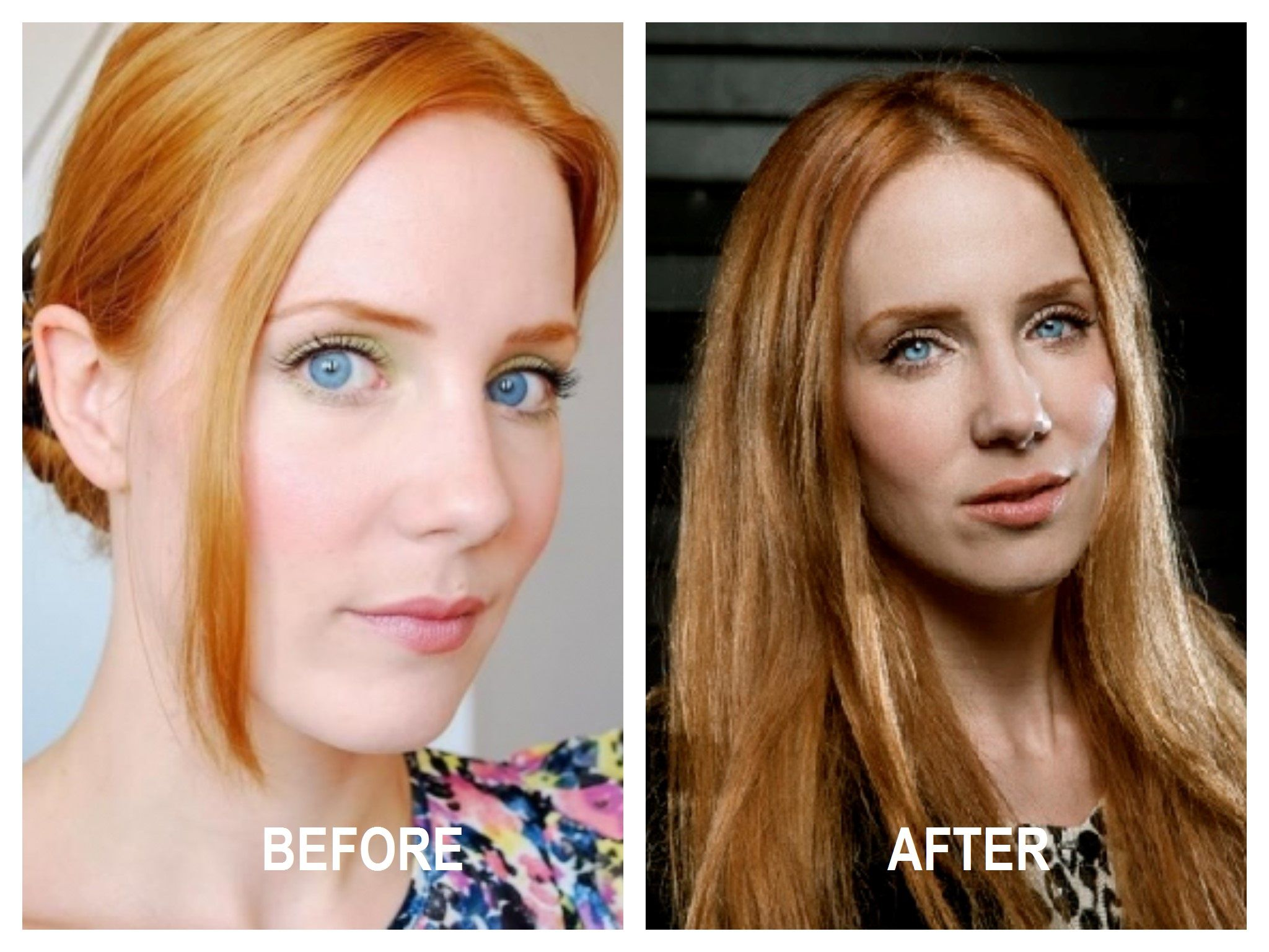 simone simons before and after of plastic surgery.she not needed
