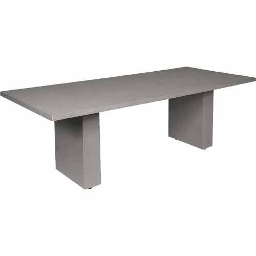 Nouveau Siena Rectangular Table - Mitre 10