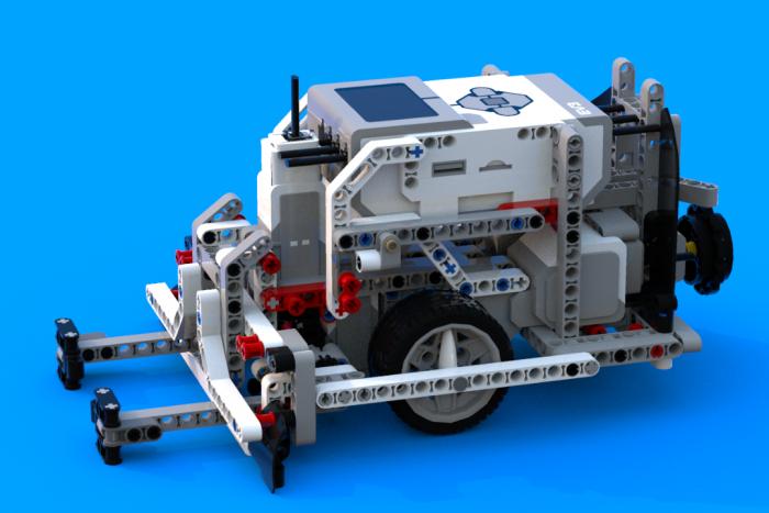 Lego Ev3 Bauanleitung