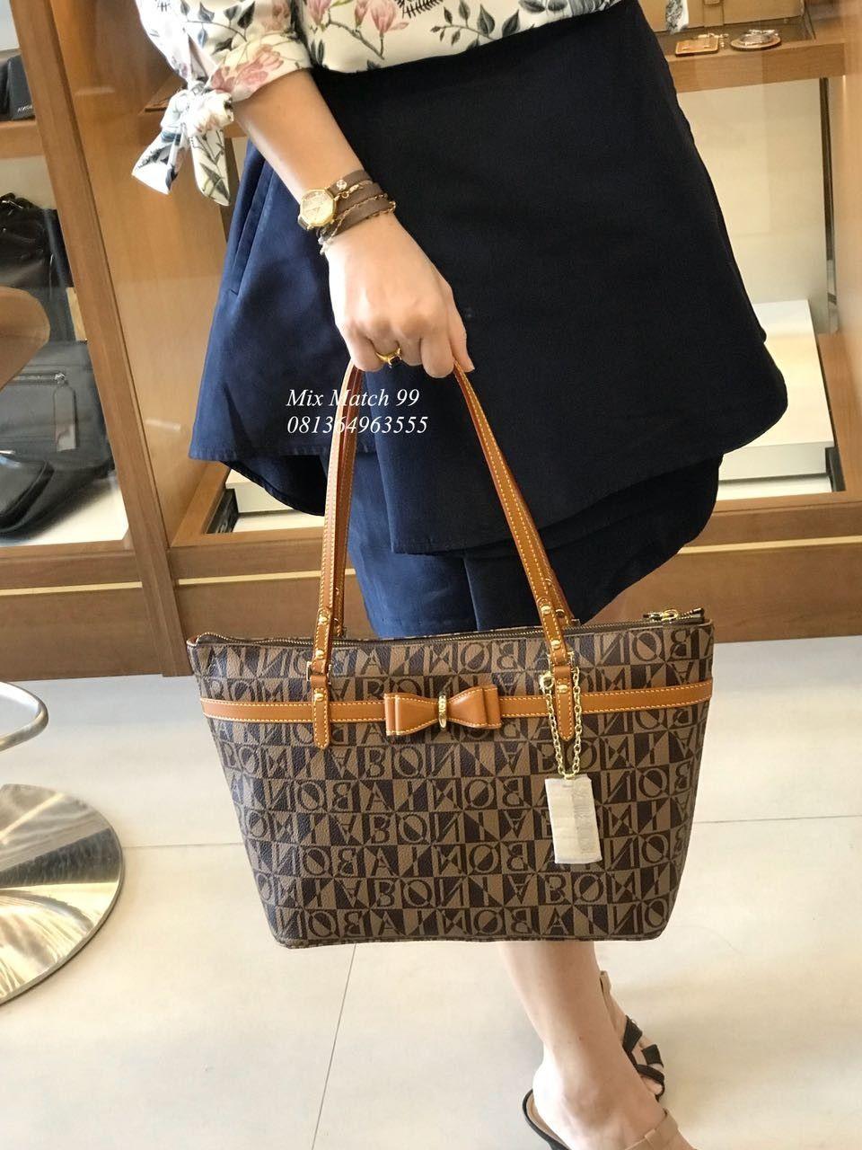 Bonia Bag Order 081364963555 Tas