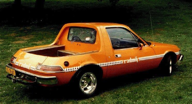 Amc Pacer Pick Up Truck Concept Cars Amc Pickup Car