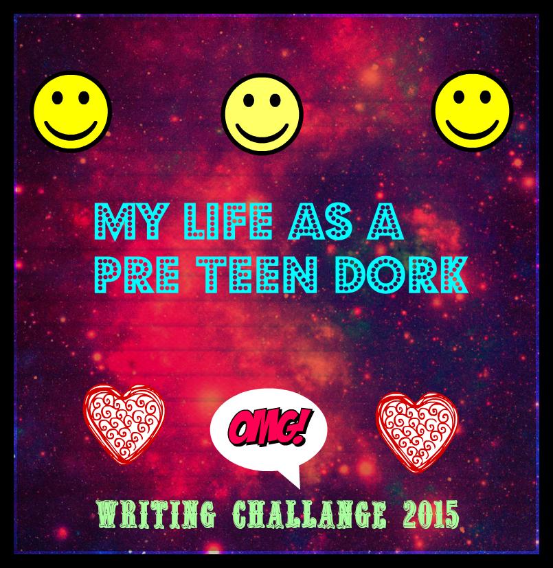 writing challenge 2015