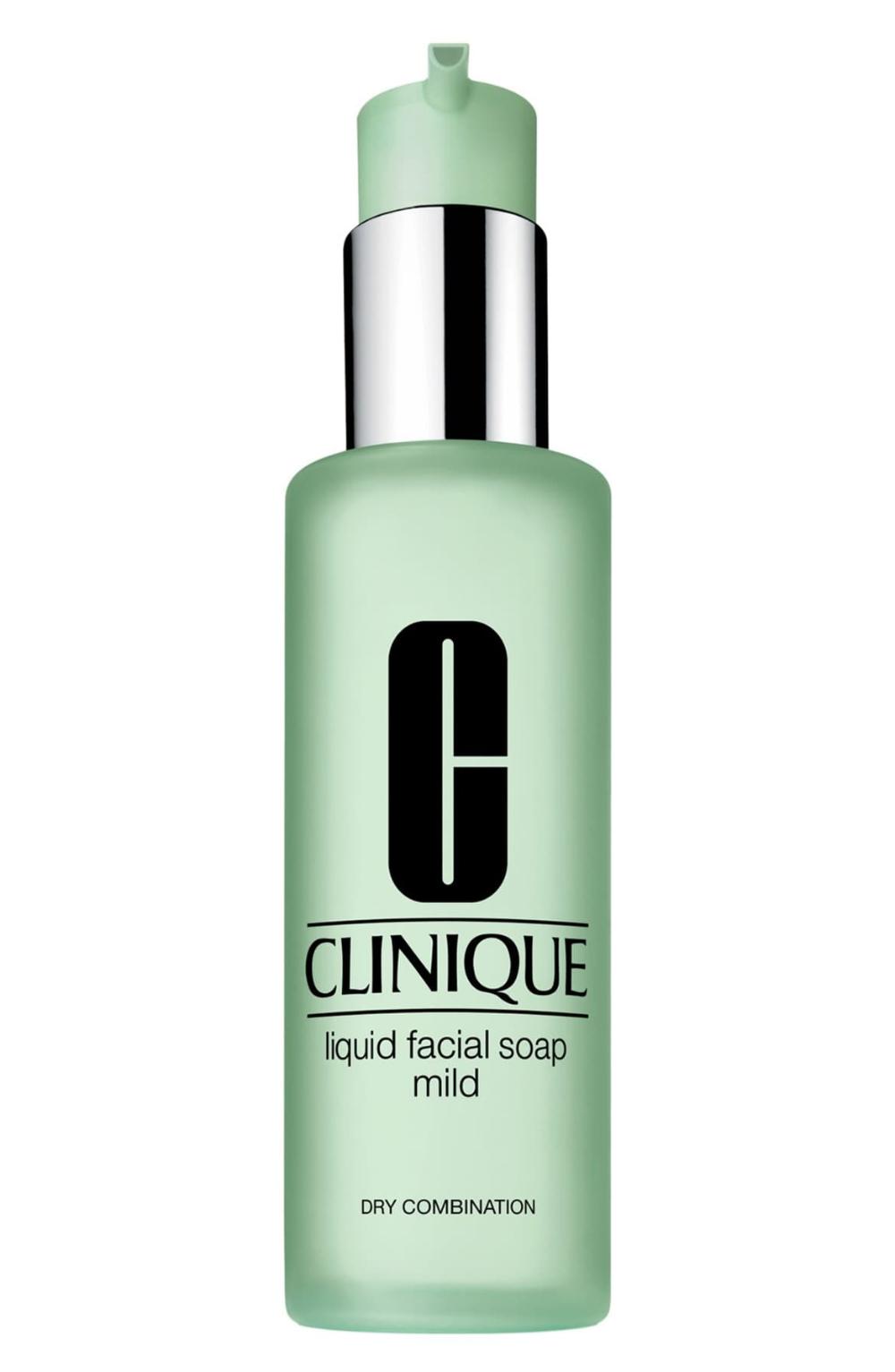 Clinique Liquid Facial Soap in 2020 Facial soap, Skin