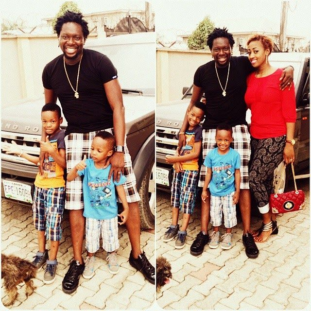 Nigerian celebrities and their families  Top 10 Richest