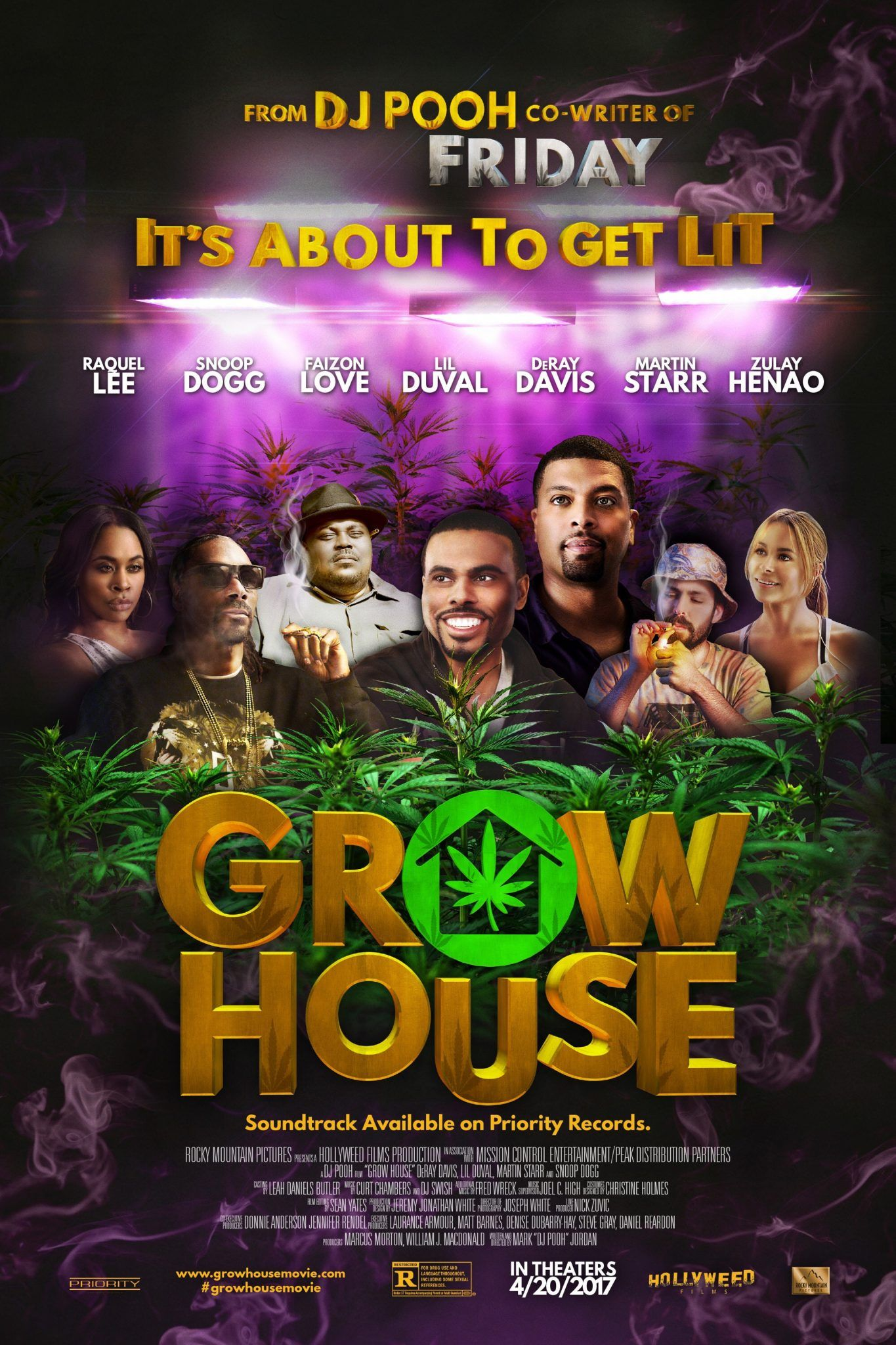 """New post on Getmybuzzup- """"Grow House"""" - 420 Film starring Snoop Dogg,"""