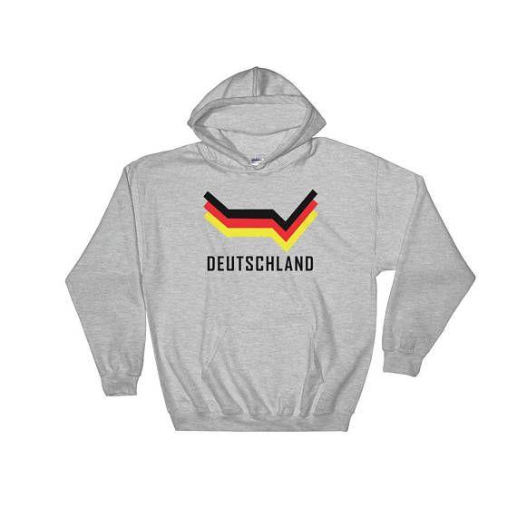 970beeec734 Germany Soccer Fan World Cup Jersey Hoodie Futbol Football | Russia ...
