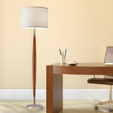 Hudson adesso floor lamp brown floor lamp brown and products hudson adesso floor lamp brown aloadofball Image collections