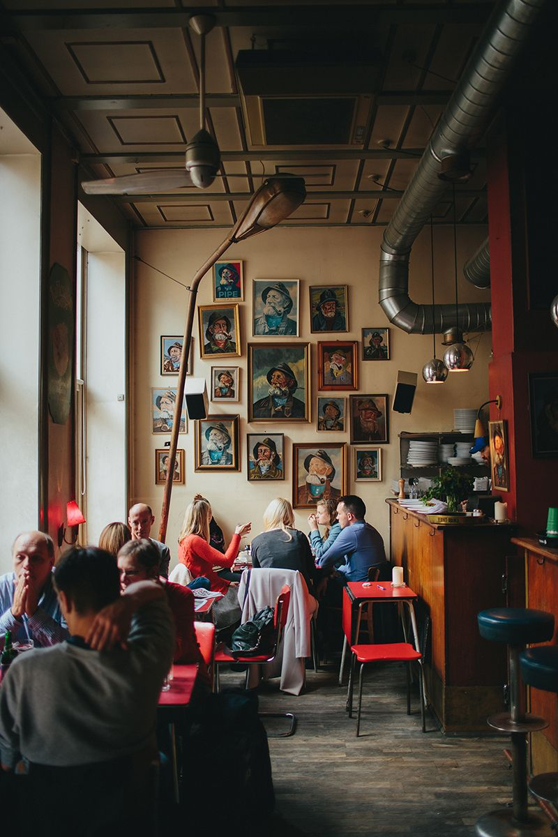 Copenhagen Coffee Shop Interior Design Bar Design Restaurant Cafe Interior Design