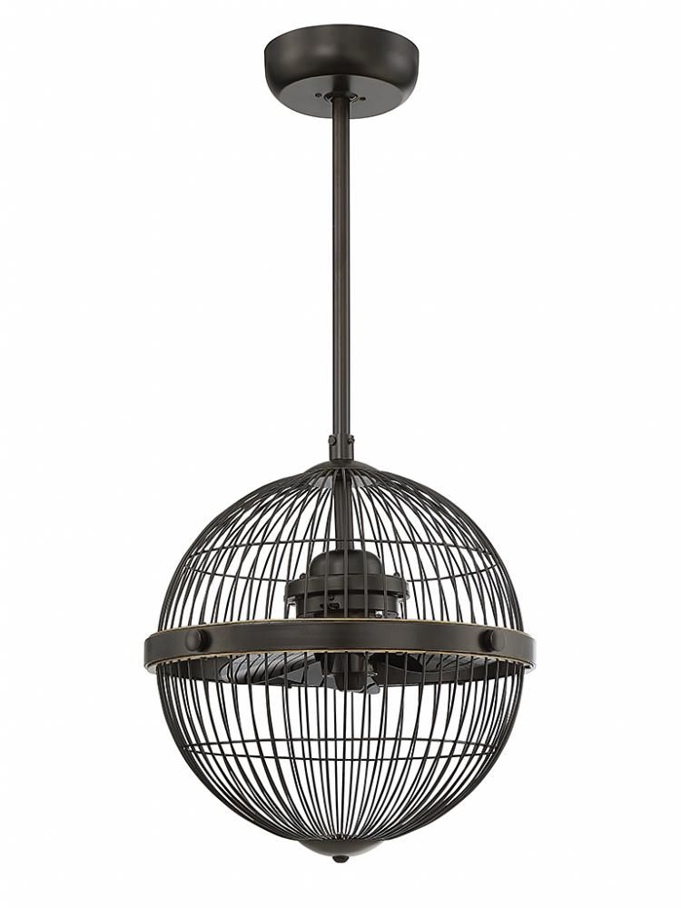 A savoy house exclusive this arena fan dlier blends ceiling fan functionality with orb pendant style to create the best of both worlds