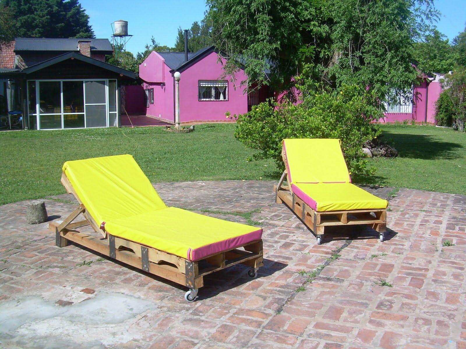 Ricicliamo i pallet diy home garden pallet lettino e for Pallet arredamento
