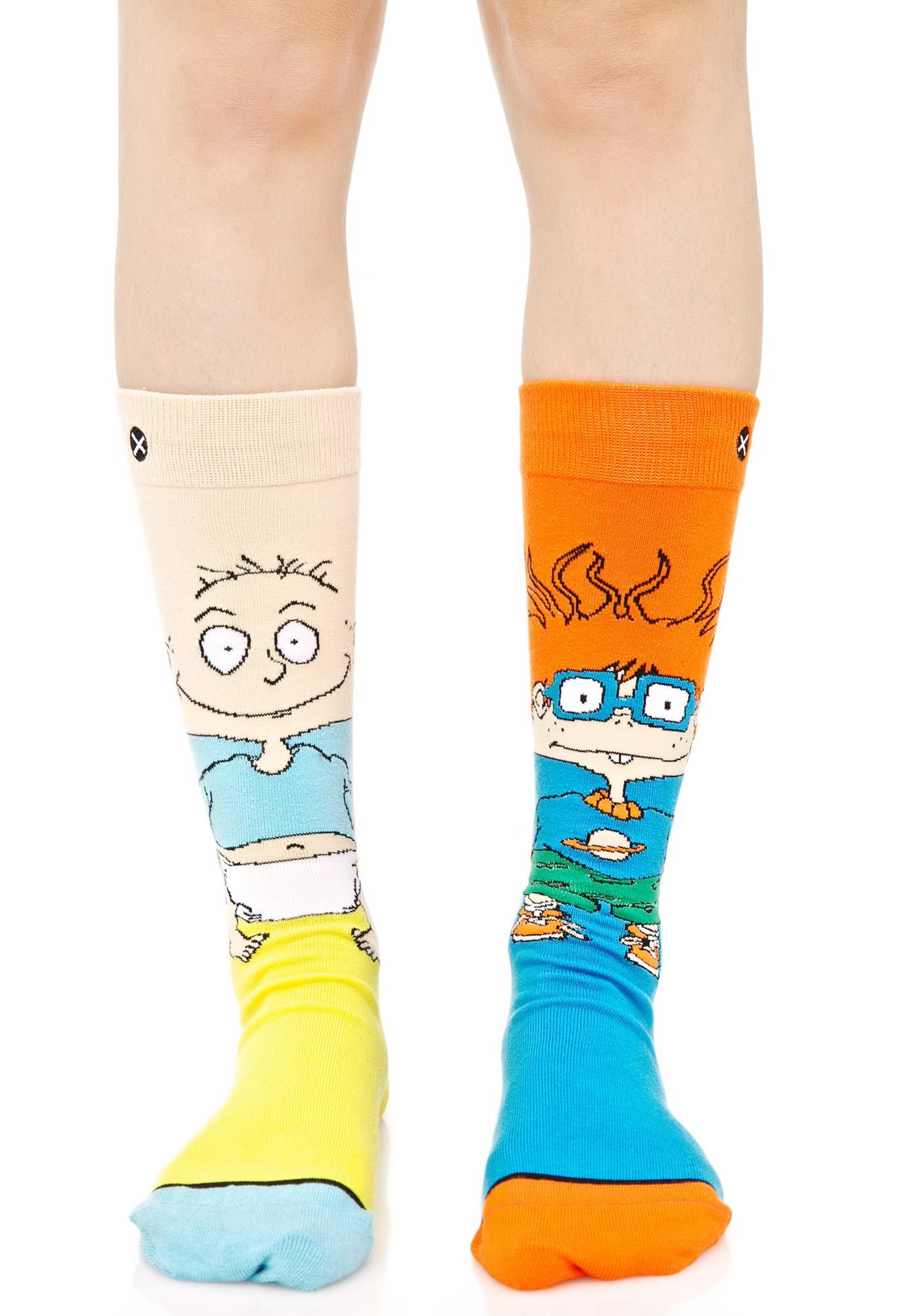 Tommy And Chuckie Socks | Pinterest | Quiero