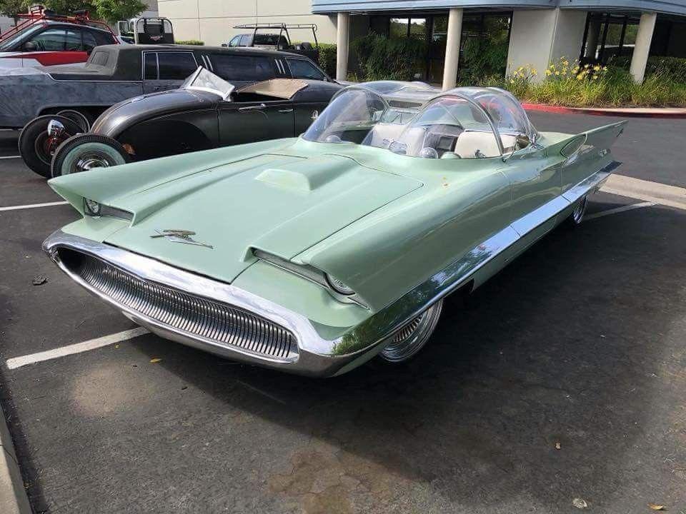 1955 Lincoln Futura Concept Replica Hot Rods Cars Muscle
