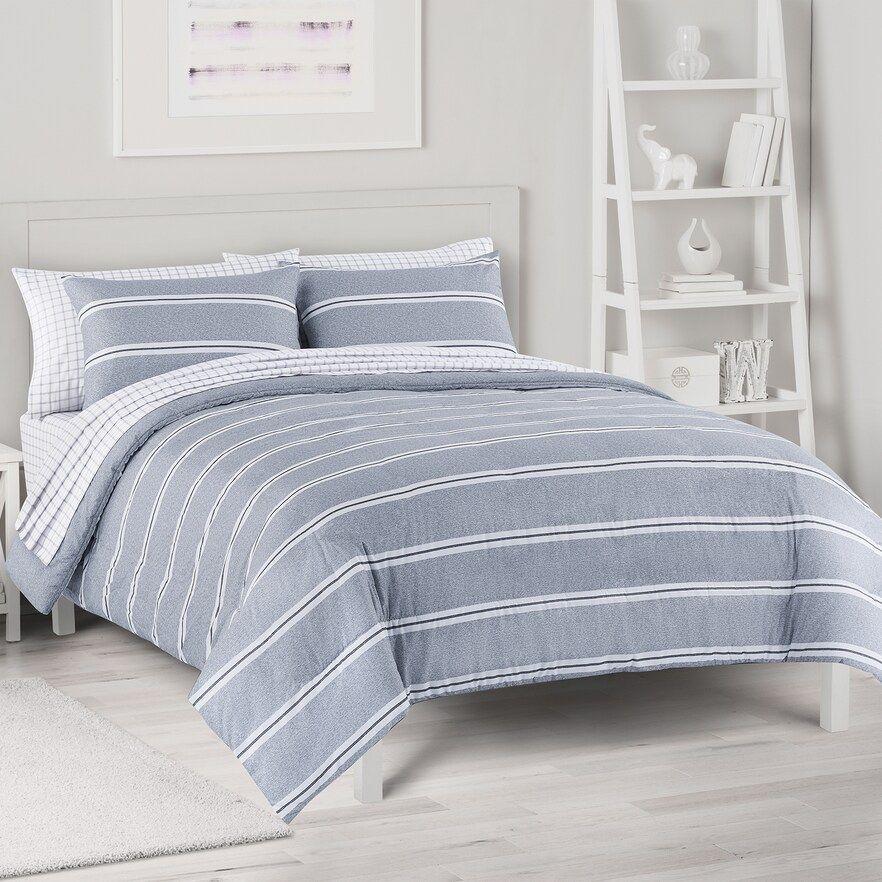 The Big One Duvet Cover Set White Full Queen In 2020 Duvet Cover Sets Duvet Covers Bed