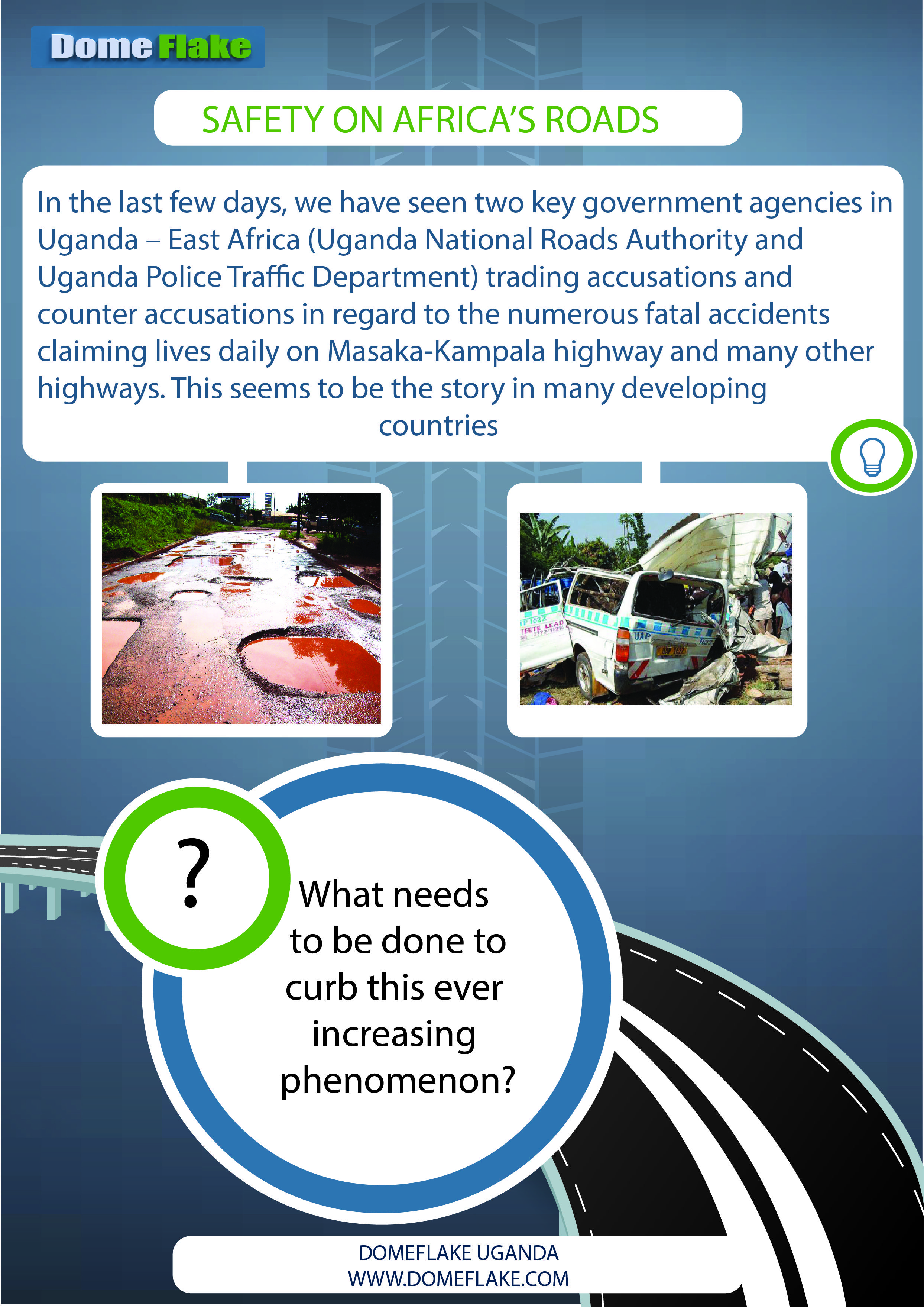 Safety On Africa`s Road (With images) Traffic department