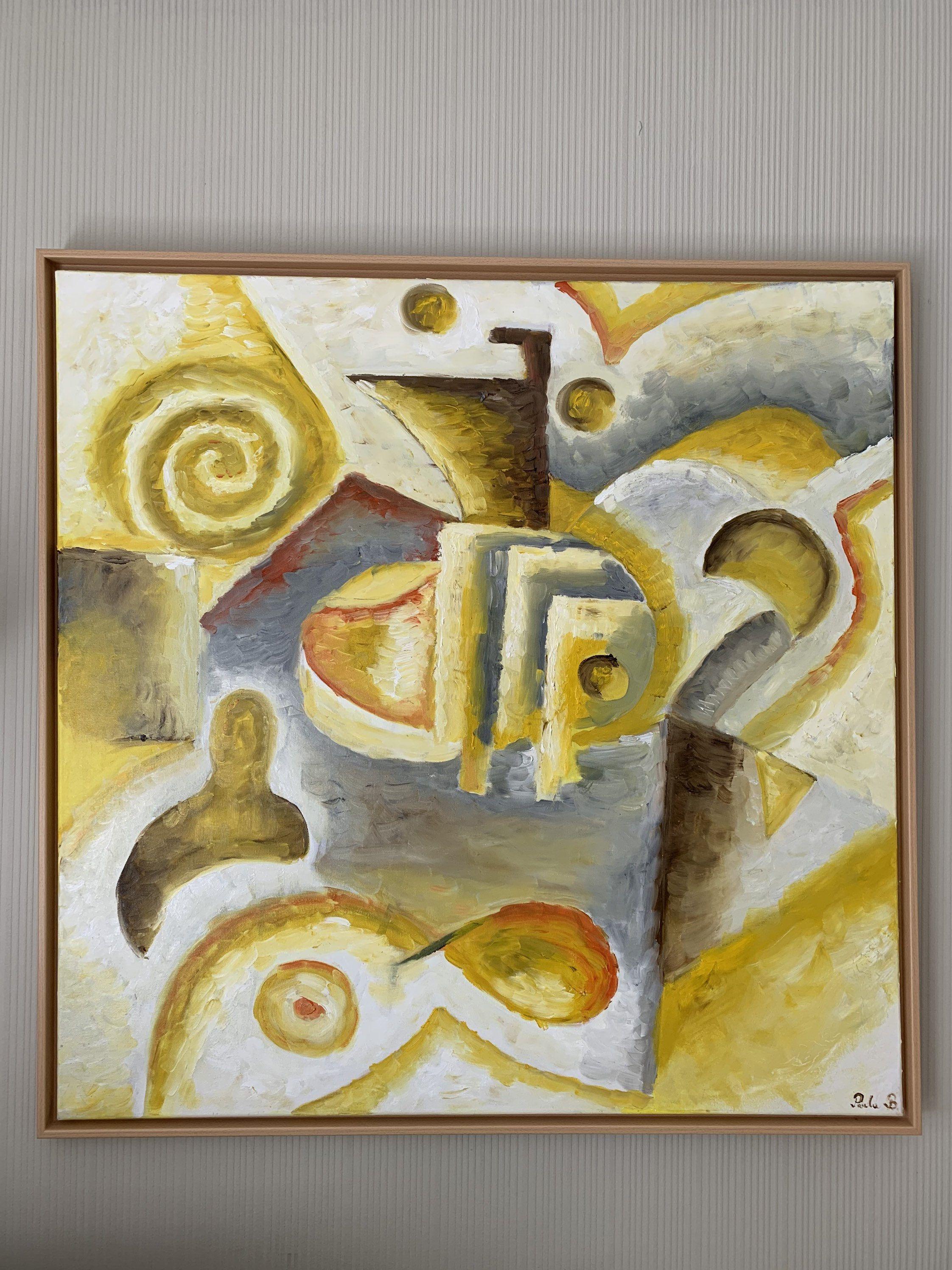 Ölbild Ölgemälde Malerei