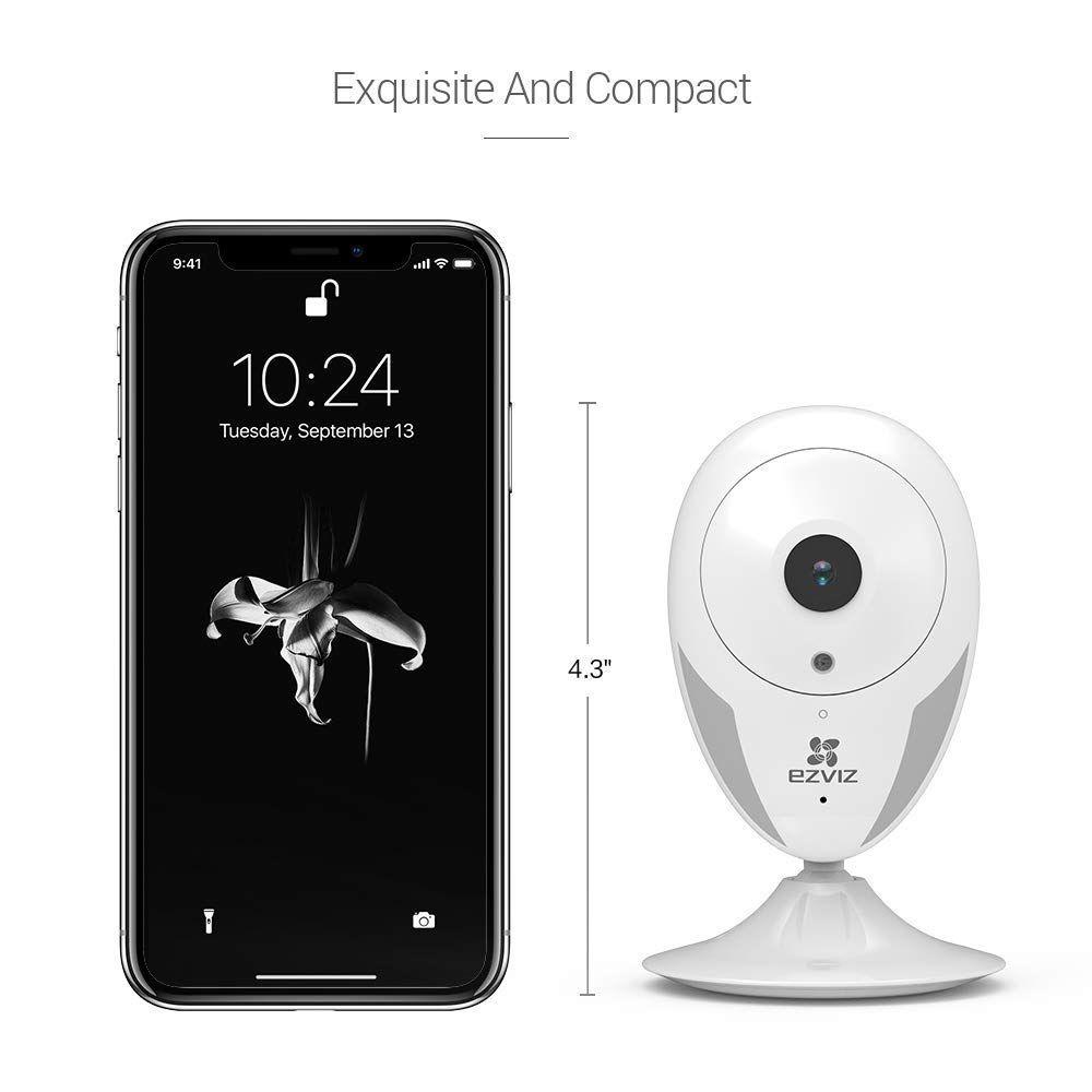 EZVIZ Indoor Security Camera 1080p Wireless IP Surveillance System