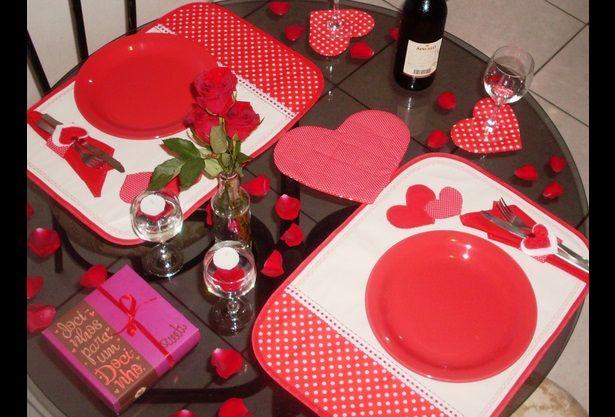 Como Arrumar A Mesa Para Um Jantar Do Dia Dos Namorados Jantar