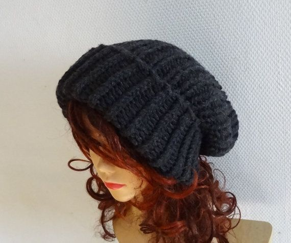 Super Slouchy Beanie Big Slouch Baggy Hat Winter Adult by Ifonka ... b943c443665