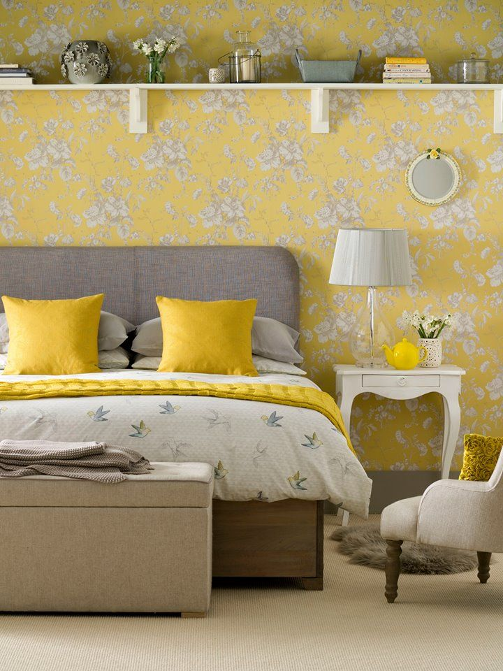 Bedroom Bedroom Vintage Yellow Bedroom Bedroom Inspirations