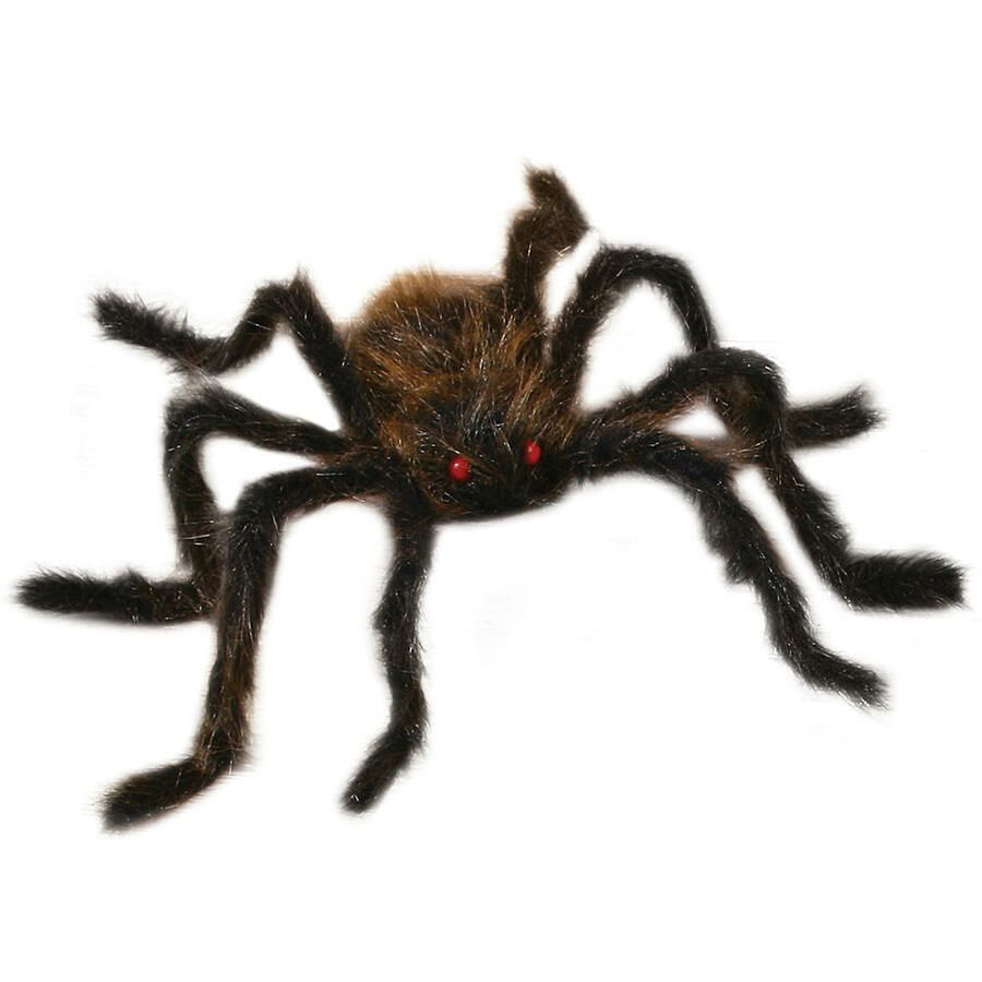 2 Halloween Big Scary 50 Giant Spiders Spooky Haunt Home Yard Porch Par With Images Halloween Spider Decorations Halloween Spider Homemade Halloween Decorations