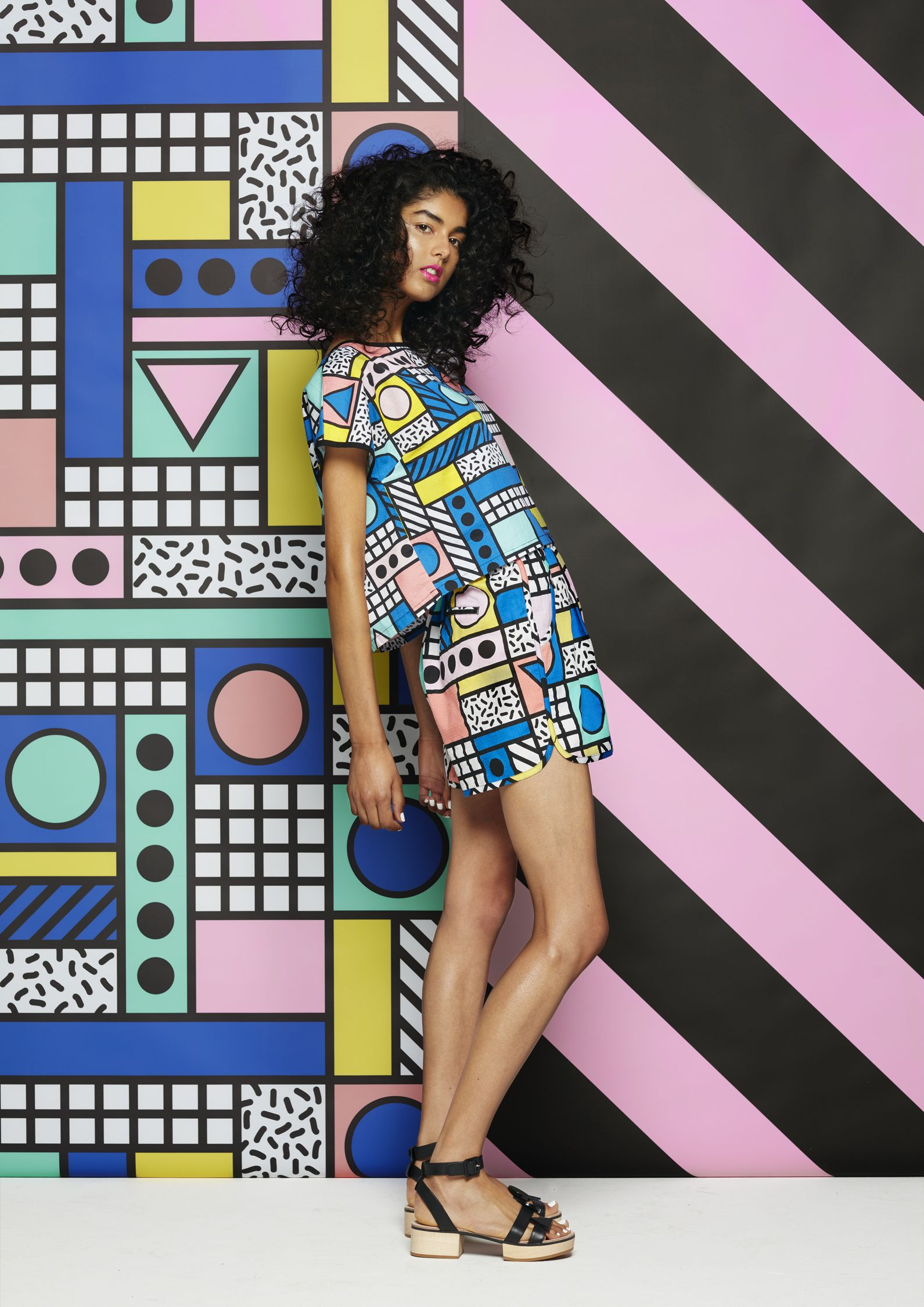 4dd661b879b8 camille walala for gorman - shop the collaboration collection online here   gt  gt  http