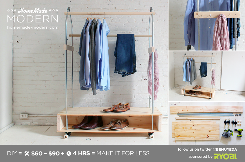 Excellent Garment Racks From The Store Are So Cheap And