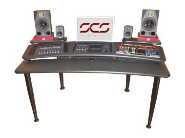 Fine Audio Video Mastering Desk For Avid Artist Euphonix Mc Mix Download Free Architecture Designs Scobabritishbridgeorg