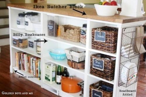 Diese Küche Insel Ist Ein Ikea Hack Können Sie Erraten Wie Der