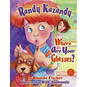 "Book: ""Randy Kazandy, Where are Your Glasses?"""