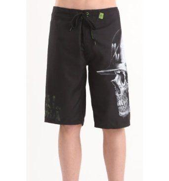 "Metal Mulisha Men/'s Board Shorts /"" Treads Boardshort"