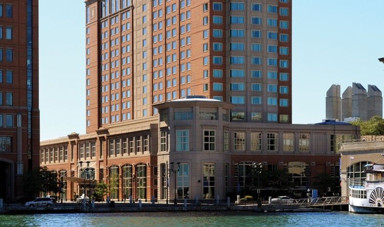 Plan Your Business Meeting Incentive Reward Trip Or Corporate Event At Seaport Boston Hotel World Trade Center In United States Canada
