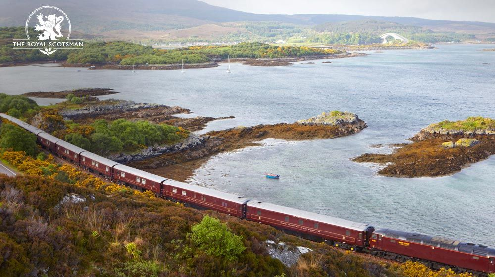 The Royal Scotsman Luxury Train Travel in Scotland - Holidays, Vacations, Trips, Tours