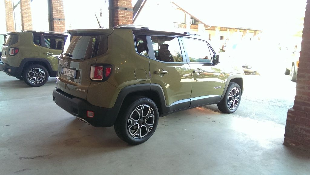 A Limited Shown In Commando Jeep Renegade Forum