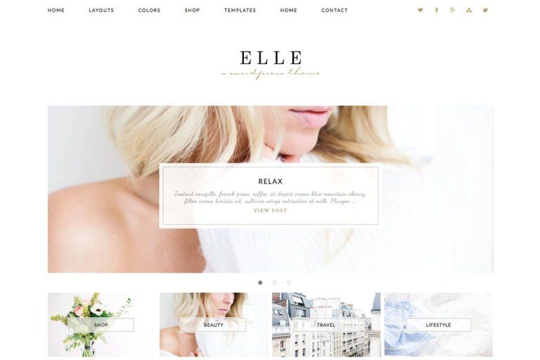 Website Design Trends For 2020 Trendy Wordpress Themes To