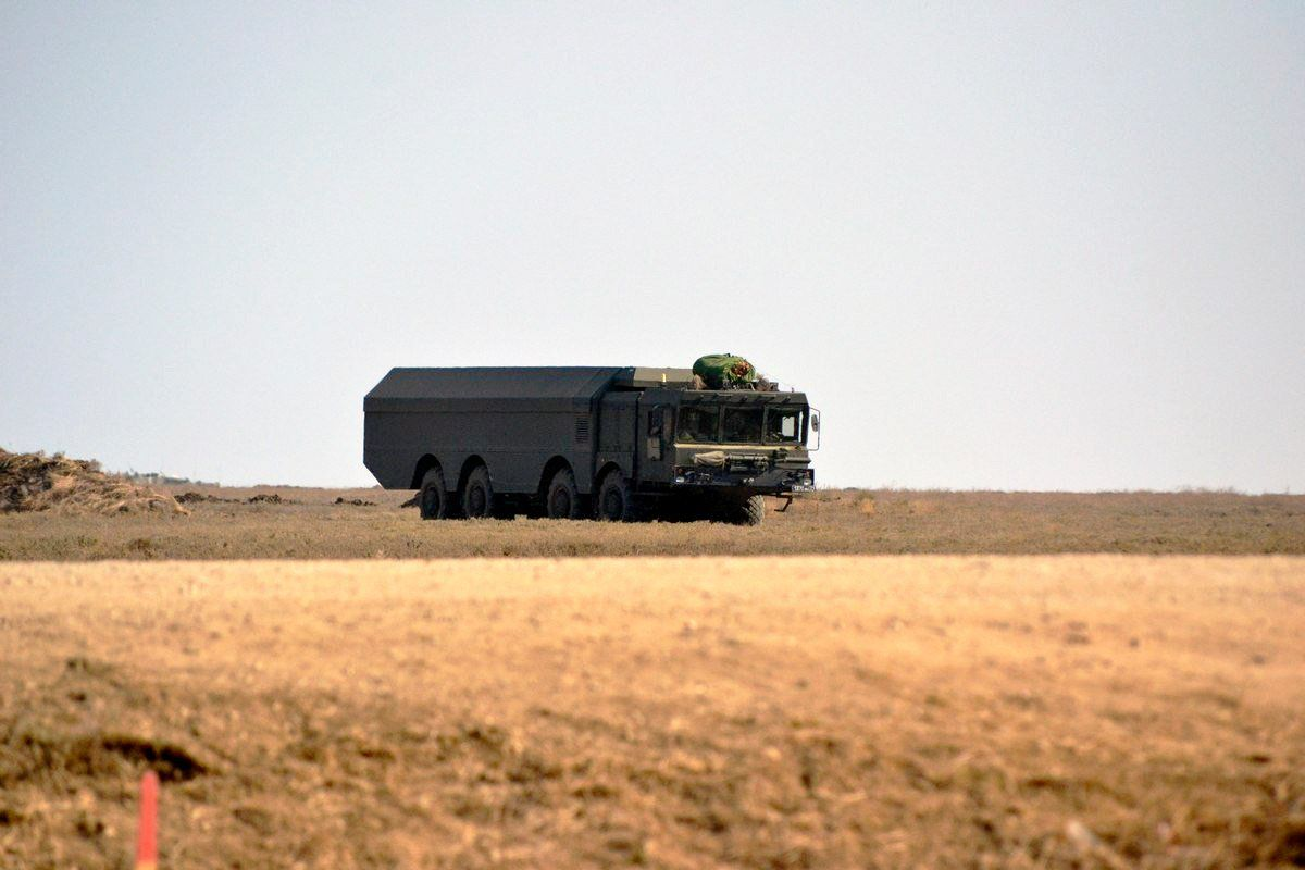 Russia fired Bereg and Bastion anti-ship missiles during recent drills at Black Sea - liveuamap.com