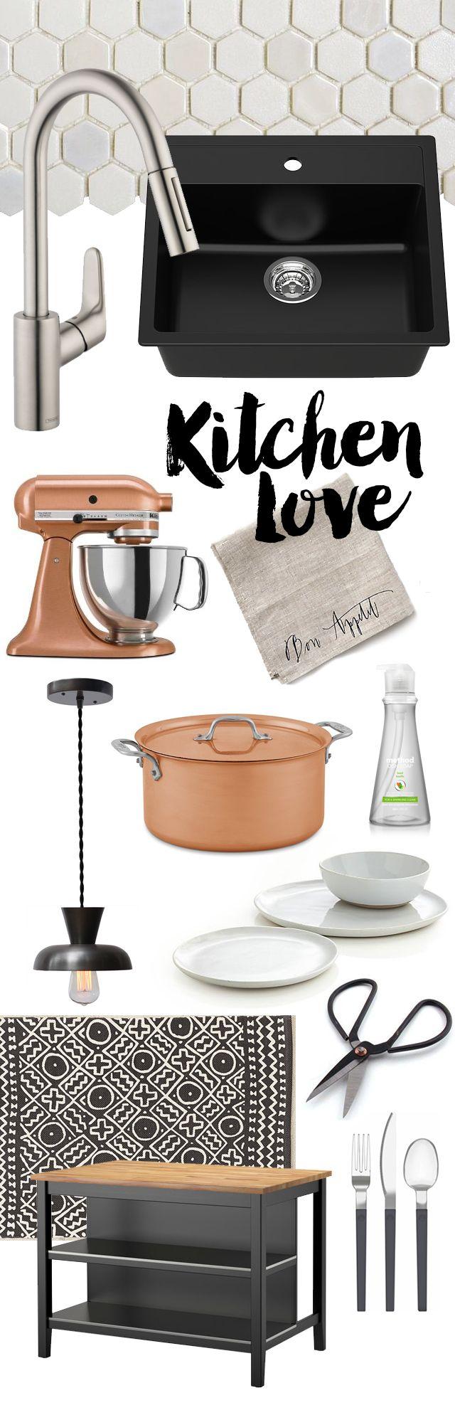 Best Black White And Copper Kitchen Inspiration Copper 400 x 300