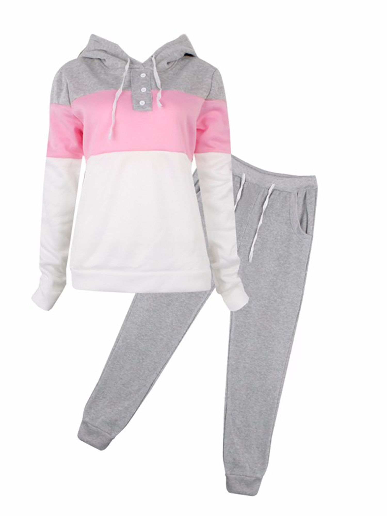 Topcobe Topcobe Blue Womens 2 Piece Outfits Long Sleeve Sweatshirt And Pants Sports Joggers Sweatsuits Set Tracksuits For Women Casual Pullover Hoodie Swe In 2020 Joggers Outfit Tracksuit Women Sweatshirts Hoodie